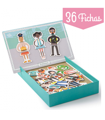 Magnets Profesiones